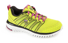 K-Swiss Run NP Chaussures running asics Femme Blade-Light jaune/rose